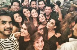 Asha Negi's ROCKING birthday party!