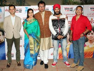 Launch of Zee TV's Sanyukt