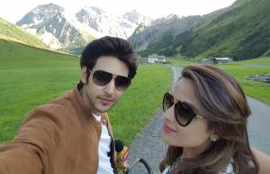 Shivin Narang and Asmita Sood