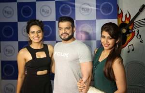 Sargun Mehta, Karan Patel & Ankita Bhargawa