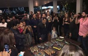 Salman Khan's 51st birthday bash!