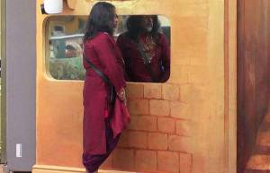 Swami Om resorted to filth act when he peed infront of everyone in the kitched in BB 10