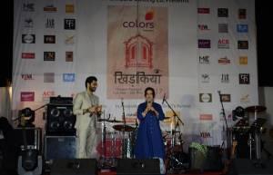Divya Dutta with Aparshakti Khurana