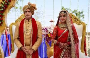 Mohsin Khan and Shivangi Joshi