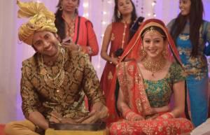 Grand wedding of Iccha and Babbal