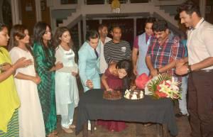 Shivangi Joshi birthday celebration