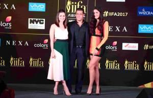 Salman, Katrina and Alia announce IIFA 2017