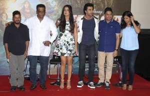 Jagga Jasoos promotional event