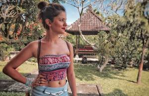 Rubina Dilaik's breathtaking holiday pictures