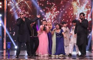 Sajid-Wajid grace Zee TV's Sa Re Ga Ma Pa Li'l Champs