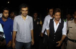 Imtiaz Ali and Shah Rukh Khan