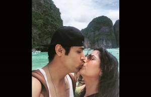 Sudeep Sahir & Anantika Sahir