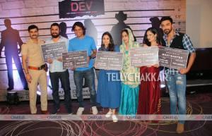 Meet the cast of Colors' Dev