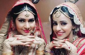 Meghna and Naina (Ek Shringar Swabhimaan)
