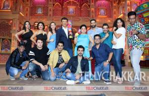 'Comedy Dangal' team