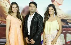 Kapil Sharma at 'Firangi' trailer launch