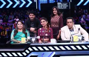 Kapil Sharma graces Sony TV's Super Dancer