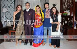 Anjali Mukhi, Nasir Khan, Sucheta Khanna, Jia Shankar & Karan Suchak