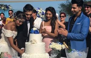 Kartik-Naira's Greek wedding