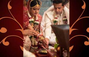 In pics: Vatsal Sheth and Ishita Dutta tie the knot!