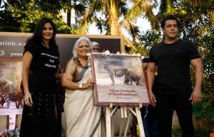 Bina Kak's book launch