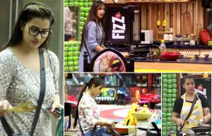 Kitchen QUEENS of Bigg Boss!