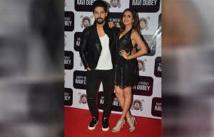 Tellydom graces Ravi dubey's pre b'day bash
