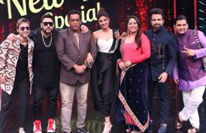 Badshah and Raghav rock the stage of Super Dancer 2