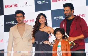 Amazon Prime launches 'Breathe' with R. Madhavan