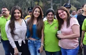 Hiba Nawab & Binaifer Kohli grace 'Be Happy Street festival'