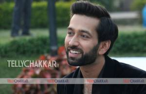 On the sets of Star Plus' Ishqbaaaz