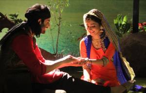 In pics:  Shiv-Sharanya turn Heer-Ranjha in Ek Deewaana Tha