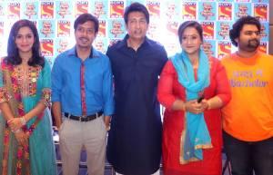 Launch of SAB TV's Saat Pheron Ki Hera Pheri