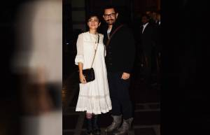 Success party of Aamir Khan's Secret Superstar