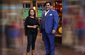 Rani and Ram come together for Discovery JEET's Comedy High School