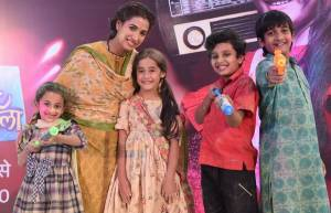 Launch of Star Plus'  Kullfi Kumarr Bajewala