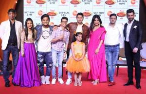 Launch of Zee TV's DID Li'l Masters