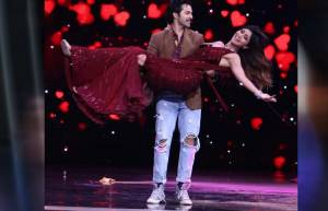 Grand finale of Sony TV's Super Dancer 2