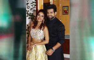 Asha & Rithvik reunites for Zee TV's Kaleerein