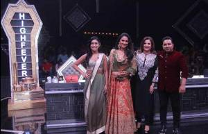 Farah Khan on &TV's High Fever