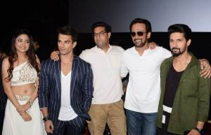 Trailer launch of 3 Dev