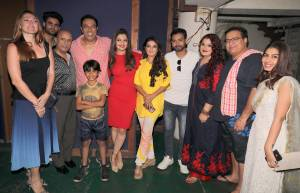 Celebs attend premier show of 'Golmaal The Play'