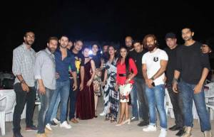 In pics: Porus team celebrates 100 episodes