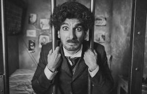 Ranveer Singh steals the look of Charlie Chaplin and leaves us in awwww!!!
