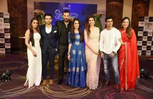 Anita Hassanandani, Pearl Puri, Chetan Hansraj, Surabhi Jyoti, Karishma Tanna, Ankit Mohan and Rakshanda Khan