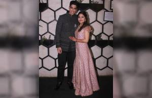Shweta Tripathi and Chaitanya Sharma's pre-wedding bash!