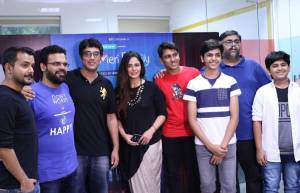 Trailer launch of TVF's upcoming 90s show 'Yeh Meri Family'