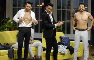 Manit Joura and Karan Vohra have 'Salman' moment on Zee TV's JuzzBaatt