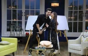 Jay Bhanushali and Mahhi Vij's romance blooms on Zee TV's JuzzBaatt