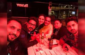 Khatron Ke Khiladi season 9 contestants have a gala time in Argentina